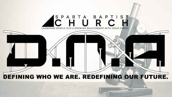 Series: DNA: Defining Who We Are. Redefining Our Future