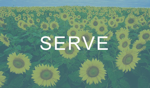 Serve with Us.