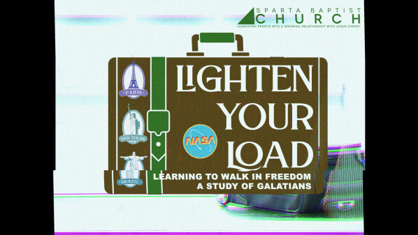 Series: Lighten Your Load: Learning to Walk in Freedom - A Study of Galatians