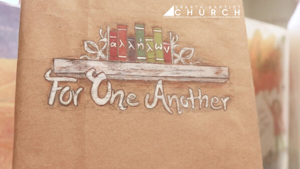 Series: For One Another: What Jesus Wants Us to Be Famous For