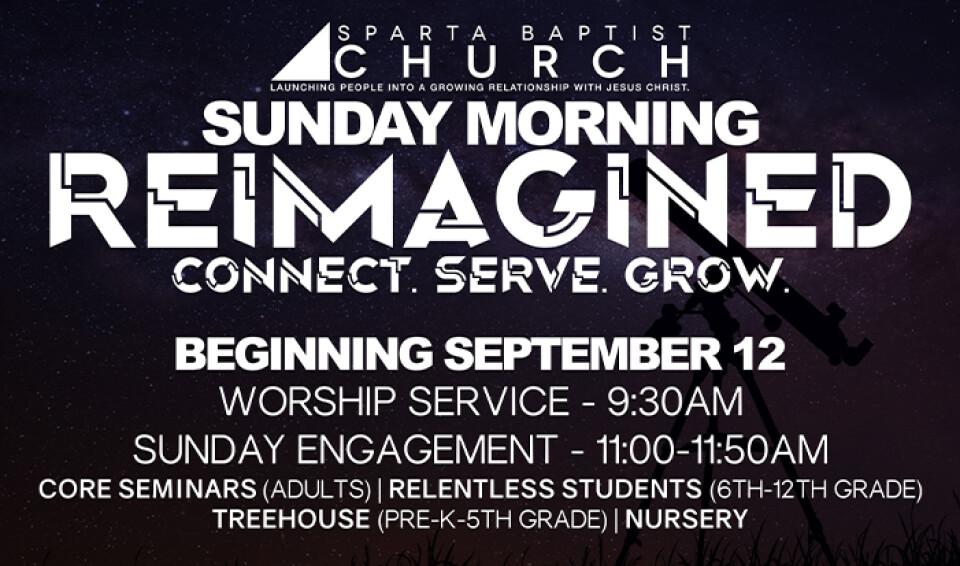 Sunday Morning ReImagined